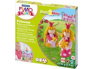 Σετ κατασκευών Fimo kids princess 803406
