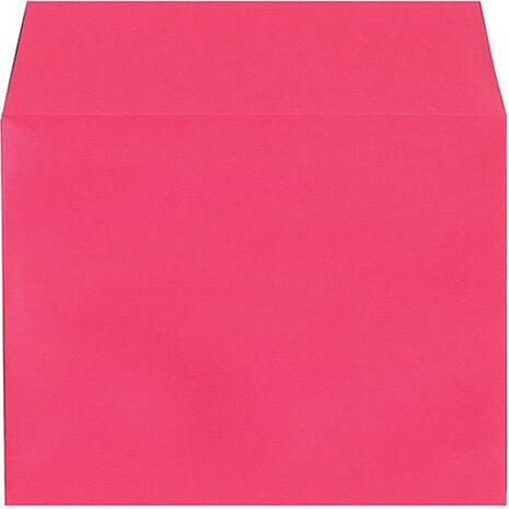 Φάκελος πολυτελείας φούξια 17x17cm  (1 τεμάχιo)  (Φούξια)