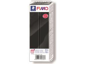 Πηλός μαύρος FIMO SOFT STAEDTLER 454gr