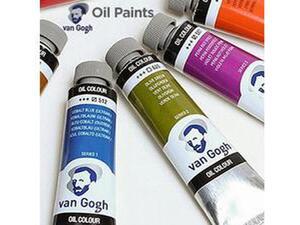 Xρώματα λαδιού Royal Talens Van Gogh 200 ml σε διάφορα χρώματα