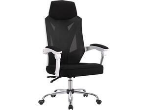 Πολυθρόνα γραφείου διευθυντή BF9450 Relax Mesh Μαύρη (PP άσπρο) [Ε-00020540] ΕΟ571,2