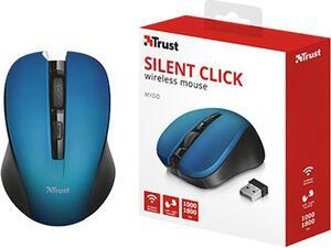 Ασύρματο ποντίκι Trust Mydo Silent Click μπλε