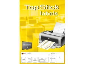 Ετικέτες αυτοκόλλητες TOPSTICK Νο8719 (200x297mm)