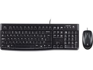 Σετ Ενσύρματο Πληκτρολόγιο - Ποντίκι Logitech MK120 (920-002541)