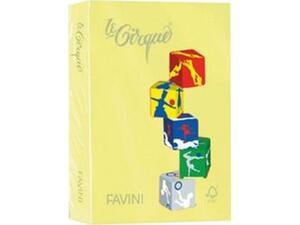 Χαρτί φωτοτυπικό Favini 160gr Α4 Κίτρινο Παστελ 250 φύλλα