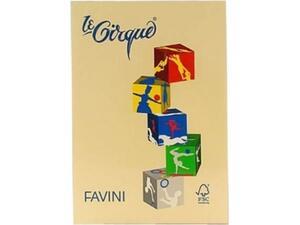 Χαρτί εκτύπωσης FAVINI 80g/m2 Α4 Πακέτο 500 φύλλων βερικοκί παστελ