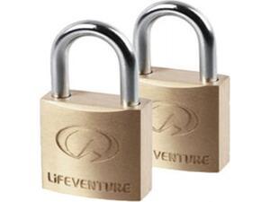 Λουκέτα LIFEVENTURE Mini padlocks  9770 5031863097703 (Σετ 2 τεμάχια)