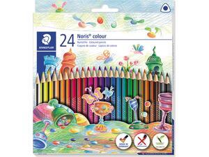 Ξυλομπογιές STAEDTLER Noris Colour (Συσκευασία 24 τεμαχίων)