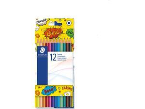 Ξυλομπογιές STAEDTLER Colour 175 (Συσκευασία 12 τεμαχίων)