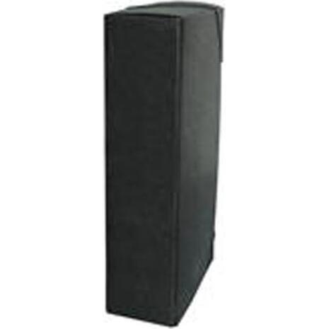 Κουτί αρχειοθέτησης με λάστιχο FIBER 25x35x5cm μαύρο
