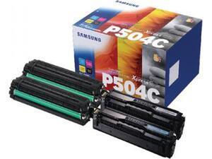 Toner εκτυπωτή SAMSUNG CLT-P504C (Black-Cyan-Yellow-Magenta) SU400A