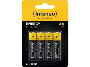 Αλκαλικές μπαταρίες INTENSO AA LR6 Energy Ultra (συσκευασία 4 τεμαχίων) (7501424)