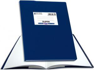 """Τετράδιο Skag """"ΕΞΗΓΗΣΗ SUPER"""" Λευκό 50 Φύλλων 17x25 Μπλε (226721) (Μπλε)"""