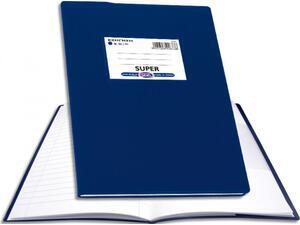 """Τετράδιο Skag """"ΕΞΗΓΗΣΗ SUPER"""" 50 Φύλλων 17x25 ΡΛ (Ριγέ-Λευκό) Μπλε (Μπλε)"""