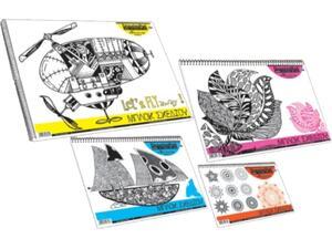 Μπλοκ Ελεύθερου Σχεδίου Skag 20x30 No2 14 Φύλλα 140gr