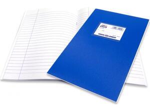 """Τετράδιο Skag """"SUPER ΔΙΕΘΝΕΣ"""" Εκθέσεων 50 Φύλλων 17x25 Μπλε (Μπλε)"""