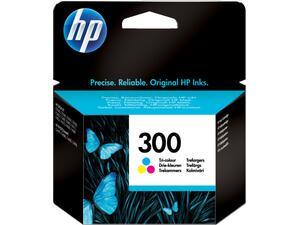 Μελάνι εκτυπωτή HP 300 Tri-colour CC643EE