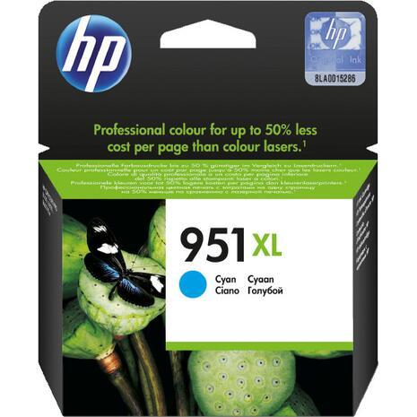 Μελάνι εκτυπωτή HP 951XL Cyan CN046AE (Cyan)