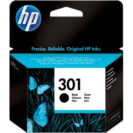 Μελάνι εκτυπωτή HP 301 Black CH561EE (Black)