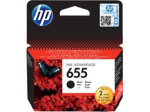 Μελάνι εκτυπωτή HP 655 Black CZ109AE