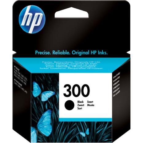 Μελάνι εκτυπωτή HP 300 Black CC640EE (Black)