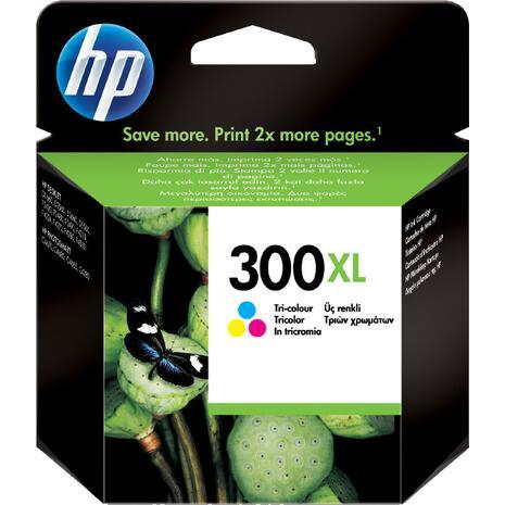 Μελάνι εκτυπωτή HP 300XL Tri-colour CC644EE (Tri-colour)