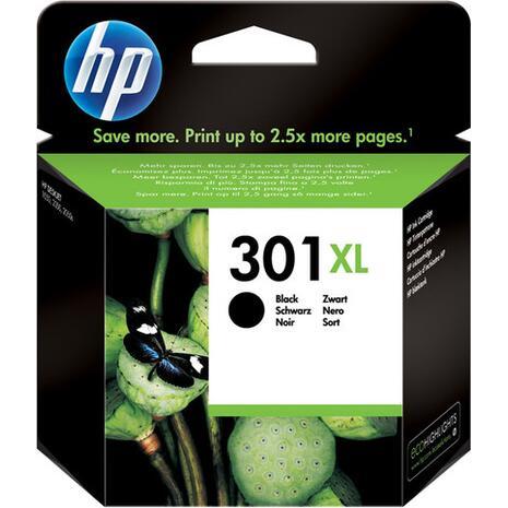 Μελάνι εκτυπωτή HP 301XL Black CH563EE (Black)