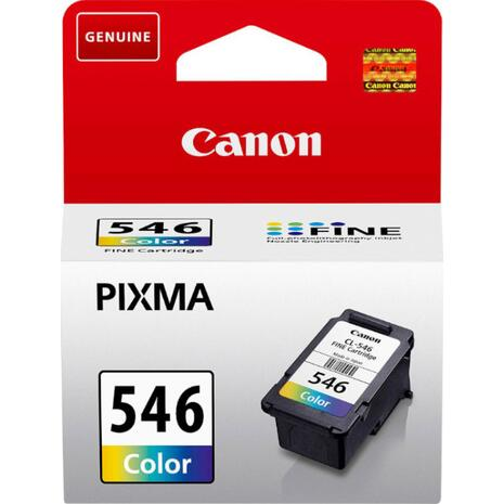 Μελάνι εκτυπωτή CANON Inkjet  CL-546 color (8289B001) (Tri-colour)