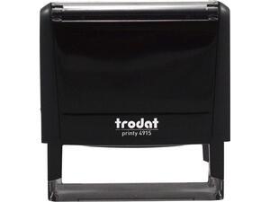 Μηχανισμός σφραγίδας trodat 4915 (Μαύρο)