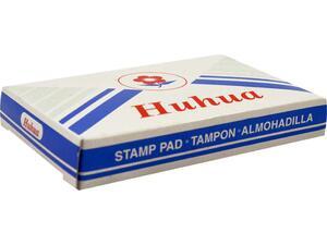 Ταμπόν σφραγίδας HUHUA Νο3 μπλέ (Μπλε)