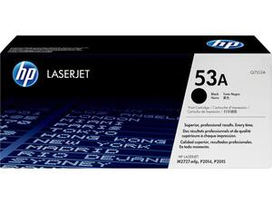 Toner εκτυπωτή HP 53A Black Q7553A