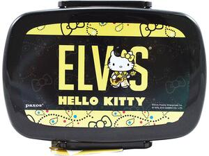 Δοχείο Φαγητού Paxos Elvis Hello Kitty Gold No30799