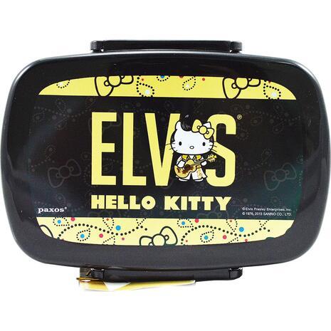 Δοχείο Φαγητού Paxos Elvis Hello Kitty Gold No30799