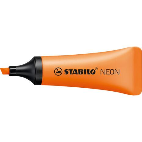 Μαρκαδόρος υπογράμμισης STABILO NEON Πορτοκαλί