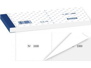 Λαχνοί (1-1000) Λευκό Κωδ.156 Χαρτοσύν (Συσκευασία 10 τεμαχίων)