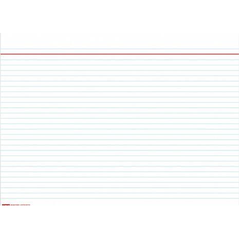 Φυλλάδα Ριγέ (Βιβλιοδετημένο) Κωδ.504 Χαρτοσύν