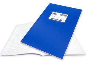 """Τετράδιο Skag """"SUPER ΔΙΕΘΝΕΣ"""" 50 Φύλλων 17x25 ΡΛ (Ριγέ-Λευκό) Μπλε (Μπλε)"""