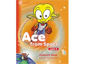 Ace From Space Junior B Student's Book