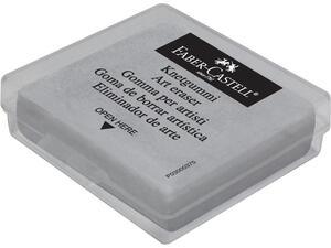 Γόμα κάρβουνο FABER-CASTEL γκρί art eraser