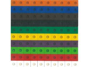 Σχολικά κυβάκια πρώτης αρίθμησης 5-6 ετών (100 τεμάχια)