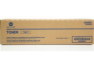 Toner εκτυπωτή Konica Minolta TN217 Black A202051