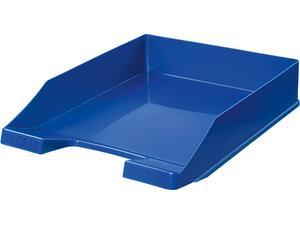 Χαρτοθήκη γραφειου HAN πλαστικό μπλέ μάτ
