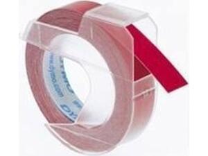 Ανταλλακτική ταινία μηχανών DYMO Mini (9mm x 3m) κόκκινο