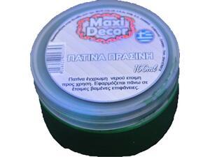 Πατίνα Πράσινη 100 ml Maxi Decor