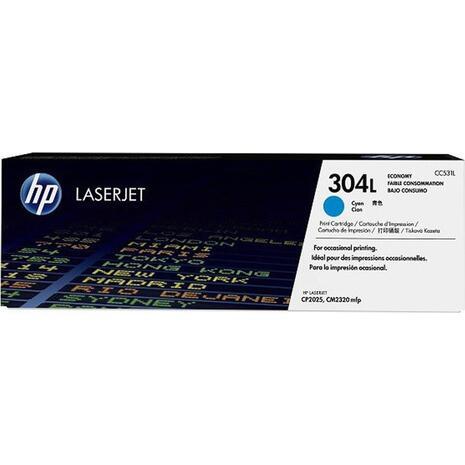 Toner εκτυπωτή HP 304L Cyan CC531L (Cyan)