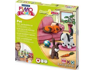 Σετ κατασκευών Fimo kids pet 803402