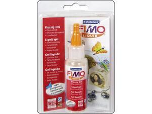 Διαφανές υγρό Fimo gel 50 ml