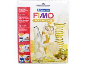 Φύλλο μεταλλικό Fimo flakes 8781-99  14x14cm