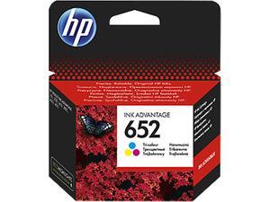 Μελάνι εκτυπωτή HP 652 Tri-colour F6V24AE