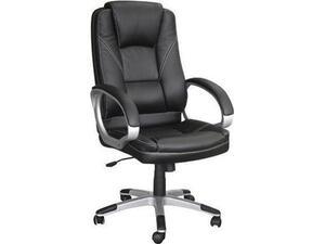 Πολυθρόνα γραφείου διευθυντή Μαύρο BF6950 [Ε-00014412] ΕΟ278,1